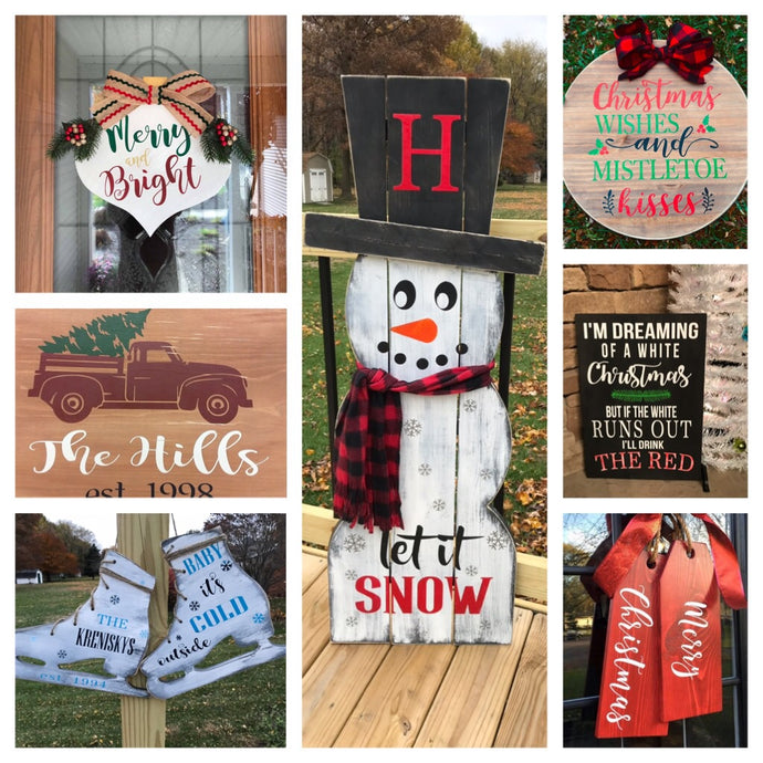 Christmas Workshop - Ridgewood Kitchen, Concord  11/27/18 at 6:00pm