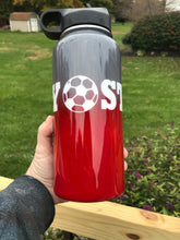 CUSTOM design your own water bottle 32oz