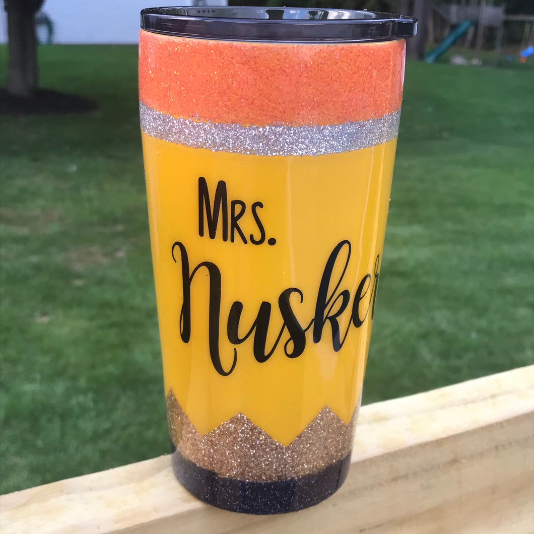 Teacher 20oz Tumbler