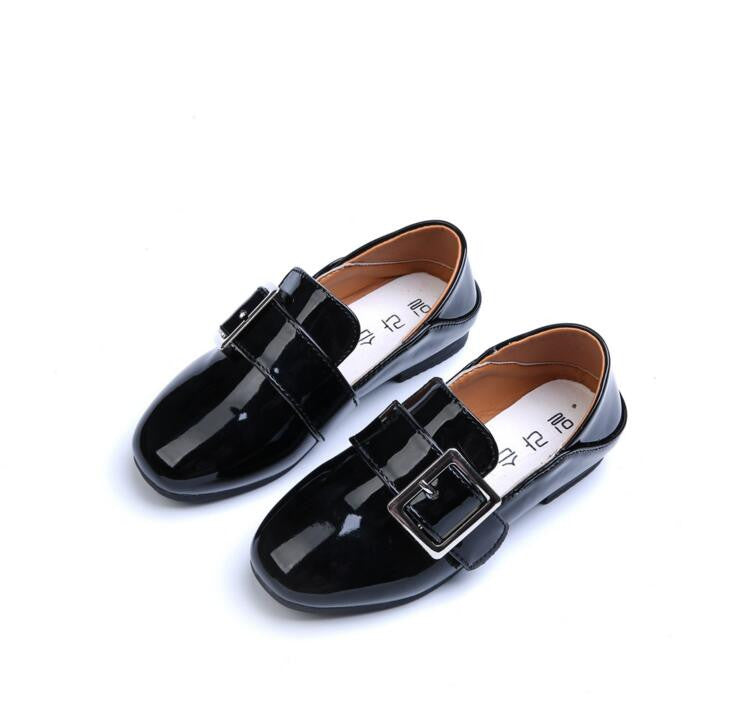 197871b537f7 ... 2017 Brand New Boys Formal Leather Shoes for Weddings England Style  Kids Leather Dress Shoes Boys ...