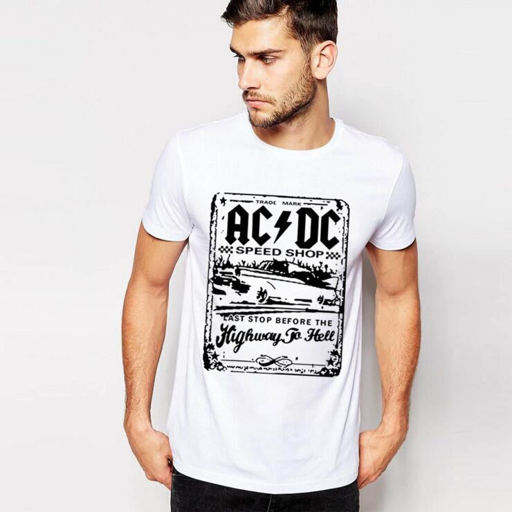 ... 2017 New AC DC band rock T Shirt Mens acdc Graphic - MarketerSupply ... daaa1ca2e4f