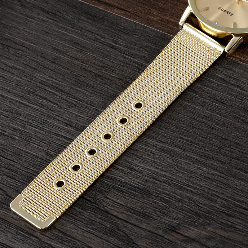 ... 2017 New Hot Sell Brand SOXY Gold Wrist Watch Simple - MarketerSupply 648693c3118