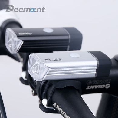 d6175465911 Bicycle Front Light USB Rechargeable High Power LED Head Lamp Handlebar  Lighting Lantern Bike Cycling Flashlight