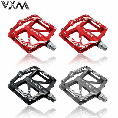8acbf63a719 Bicycle Pedal Aluminum Alloy Mountain Bike Pedals Road Cycling Sealed 3  Bearing Pedals BMX UltraLight
