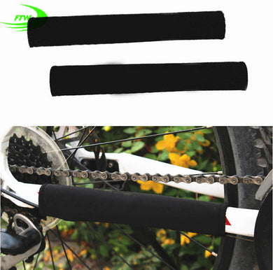98bf7bb7115 Brand Durable Cycling Chain Stay Chainstay Bike Bicycle Guard Cover Frame  Black Protector SM3004 - MarketerSupply