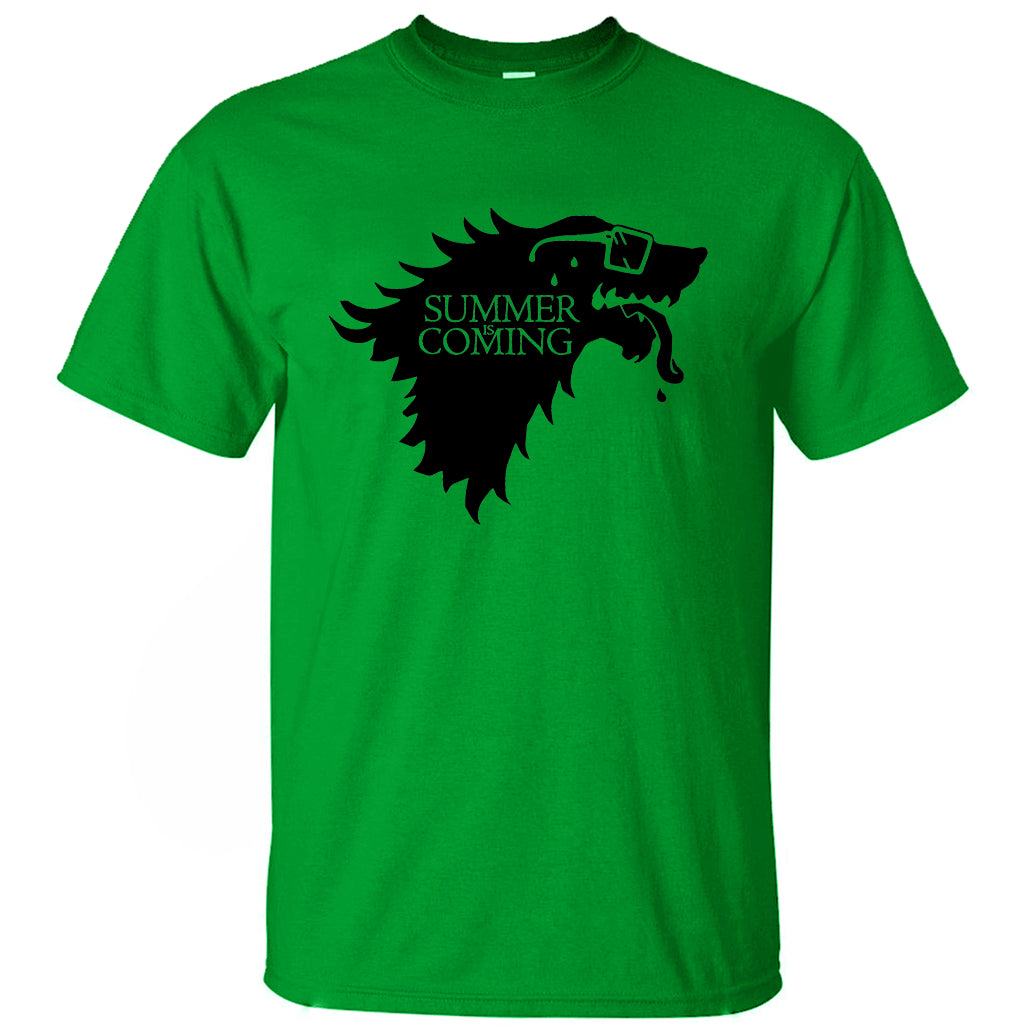 creative t shirts game of thrones color orange marketersupply. Black Bedroom Furniture Sets. Home Design Ideas