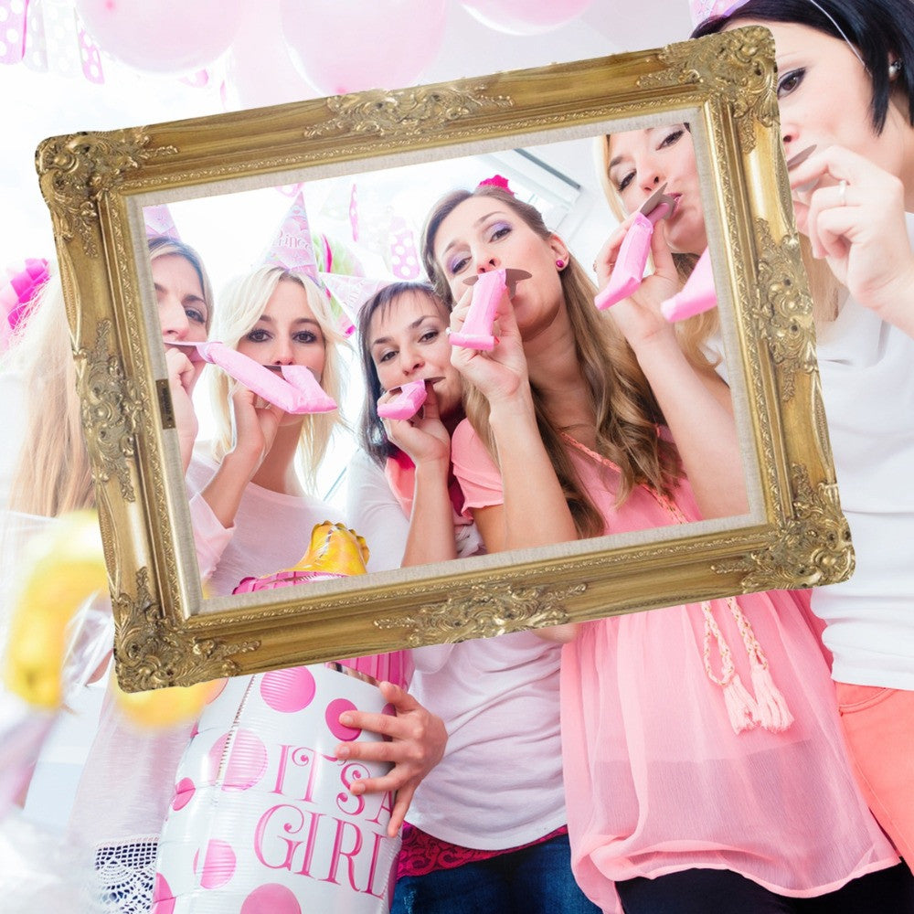 FENGRISE Paper Photo Frame Booth Props Wedding Favors Birthday ...