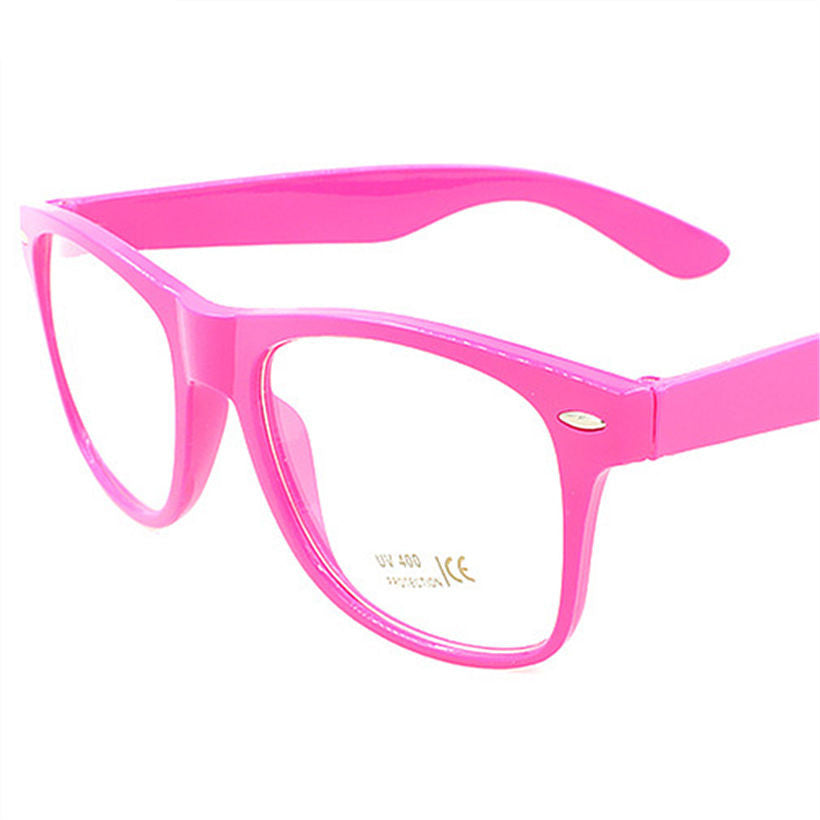 d46c8c9073 ... Fashion Men Women Optical Glasses Frame Glasses With Clear Glass Brand  Clear Transparent Glasses Women s Men s ...