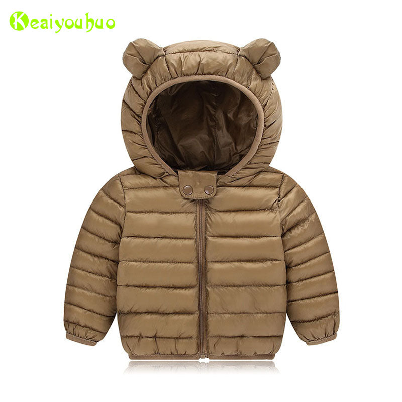 d19744cac KEAIYOUHUO Baby Boys Coat 2017 Autumn Winter Jackets For Boys Jacket ...
