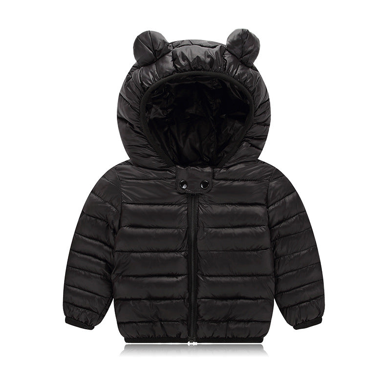 43b19cac2f70 KEAIYOUHUO Baby Boys Coat 2017 Autumn Winter Jackets For Boys Jacket ...