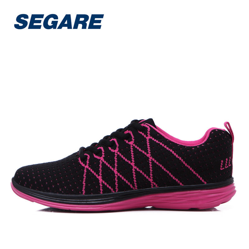 Shoes Women Lightweight Breathable Sneakers Running Lacing New cJ3FlT1K