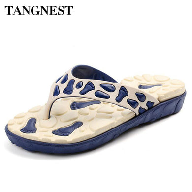 58b22c9743c2c Tangnest Summer Men Massage Slippers Men Non-Slip Flip Flops Male Casual  Beach Shoes Comfort