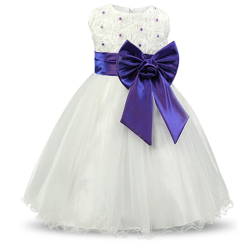 27c51a21e Tutu Birthday Dress For Kids Girl Party Wear Costume Baby Girl ...