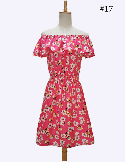 26e6cc4c593 ... 2017 fashion new Spring summer plus size women clothing floral print  pattern casual dresses vestidos WC0472 ...