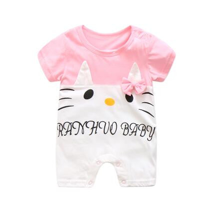 5b85bd18f Baby rompers summer style Penguin baby boy clothes newborn girl ...
