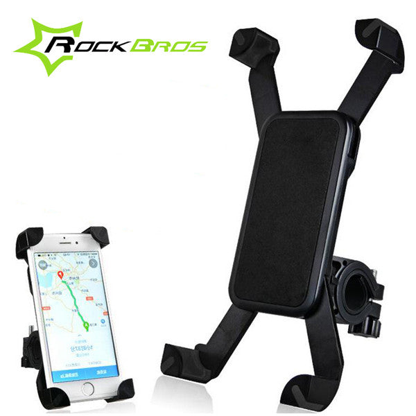 e4ad70d788d ROCKBROS Bike Accessories Bike Bag Bicycle Bag Anti-Slip MTB Phone Holder Mountain  Bike