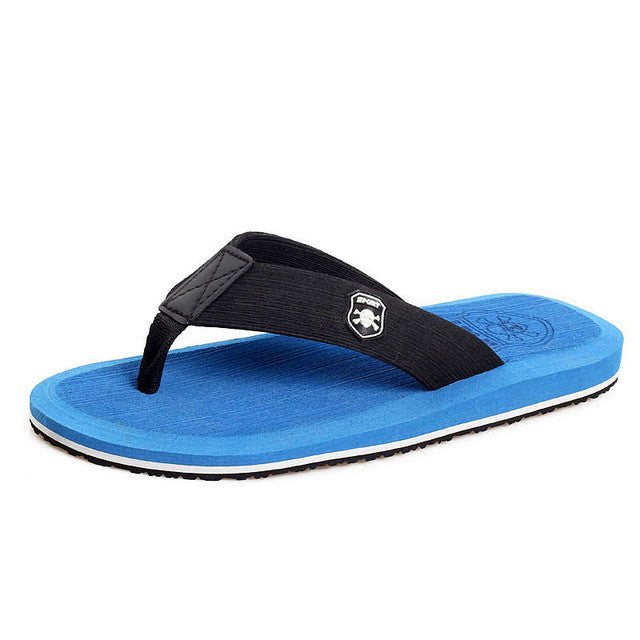 7d01e26639c14 ... slippers men Summer Lovers flip flops shoes men slides sandals beach  sandals
