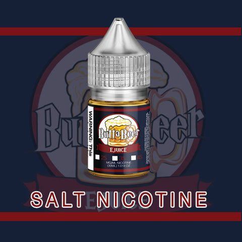 ButtaBeer (Blue) Salt Nic
