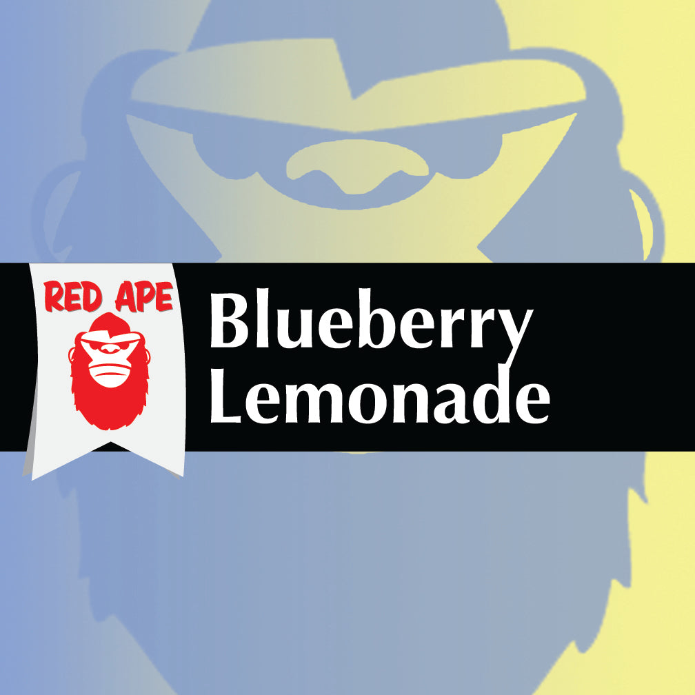 Red Ape Vapes - Blueberry Lemonade