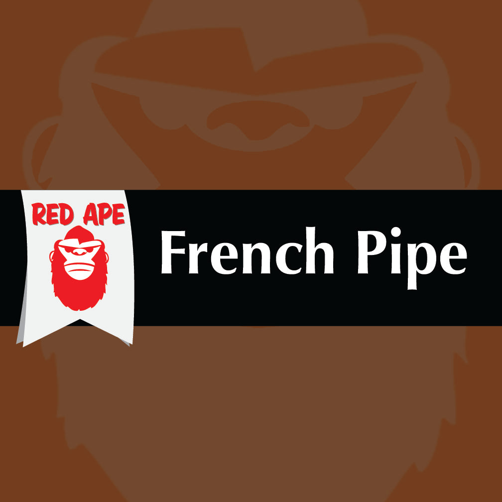 Red Ape Vapes - French Pipe