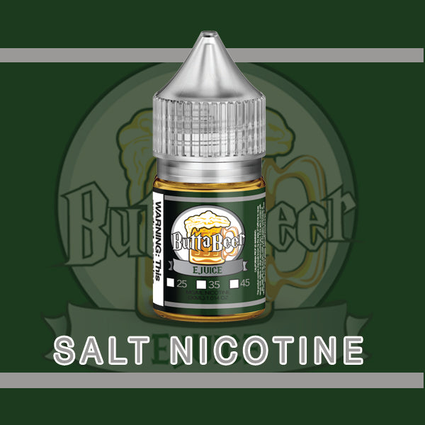 ButtaBeer (Green) Salt Nic
