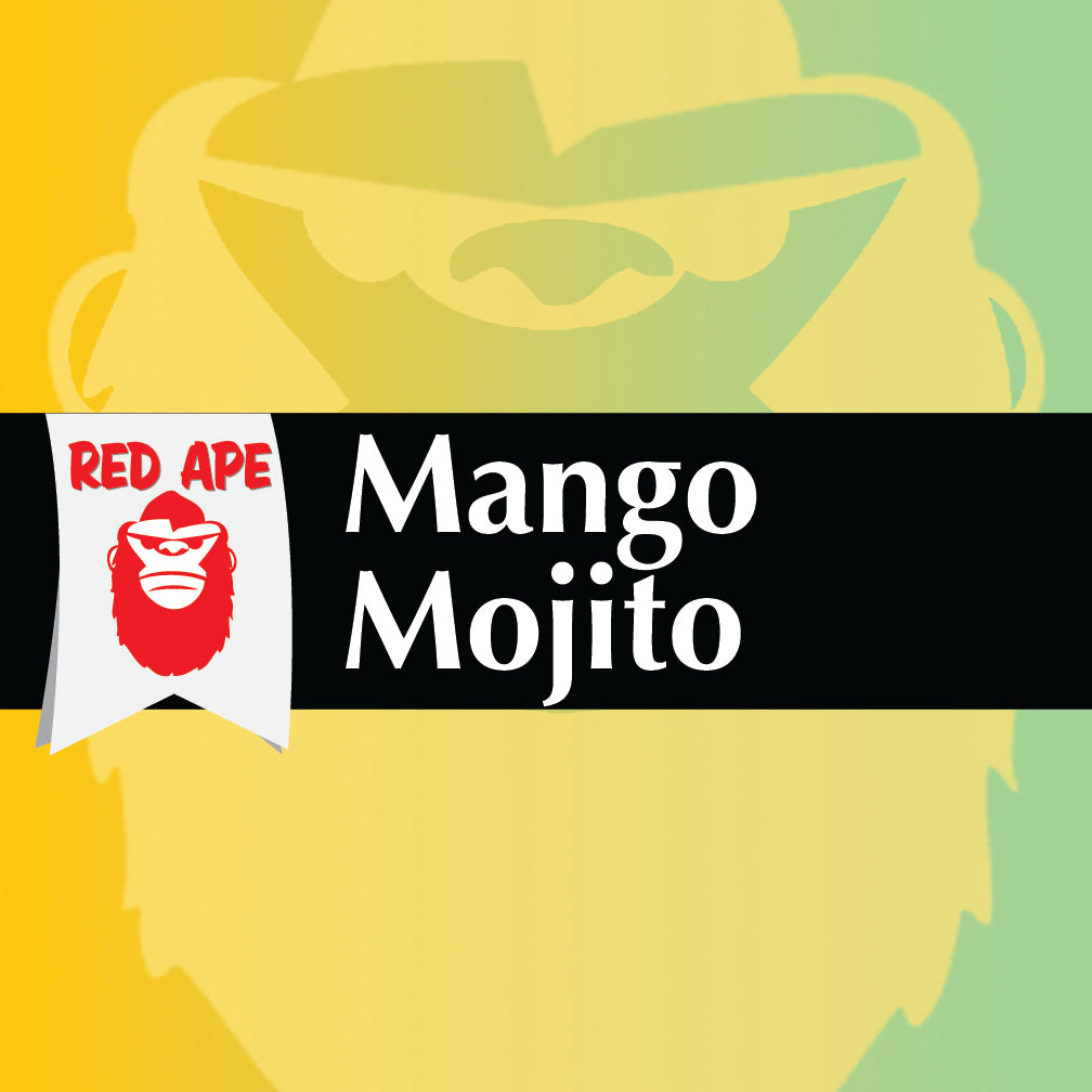 Red Ape Vapes - Mango Mojito