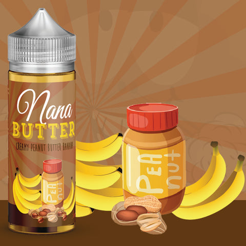 Voop Juice - 'Nana Butter