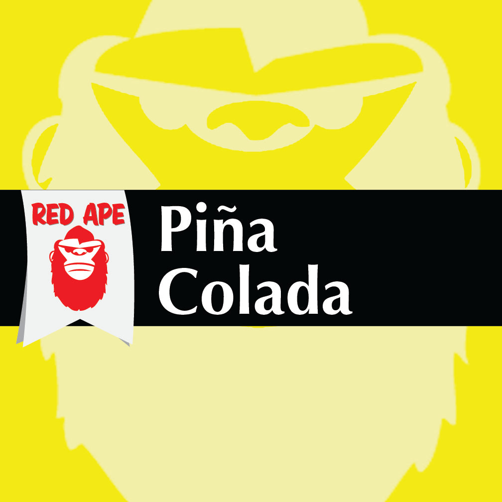 Red Ape Vapes - Pina Colada