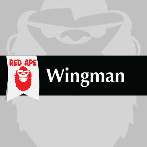 Red Ape Vapes - Wingman