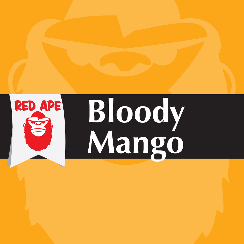 Red Ape Vapes - Bloody Mango