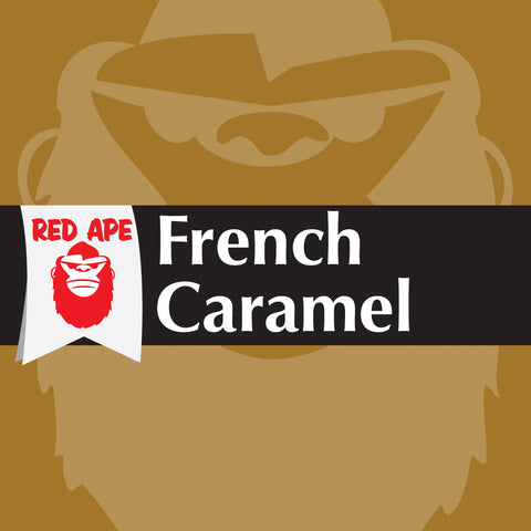 Red Ape Vapes - French Caramel