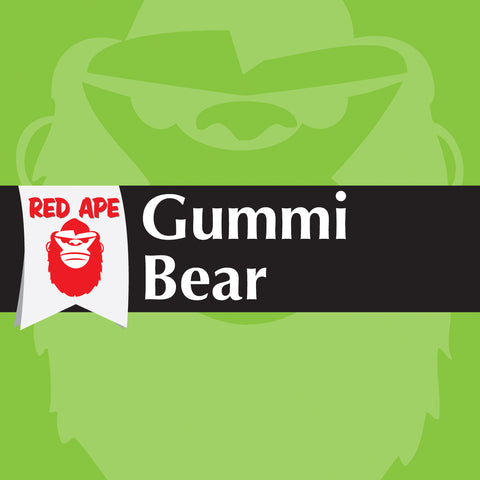 Red Ape Vapes - Gummi Bear