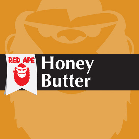 Red Ape Vapes - Honey Butter