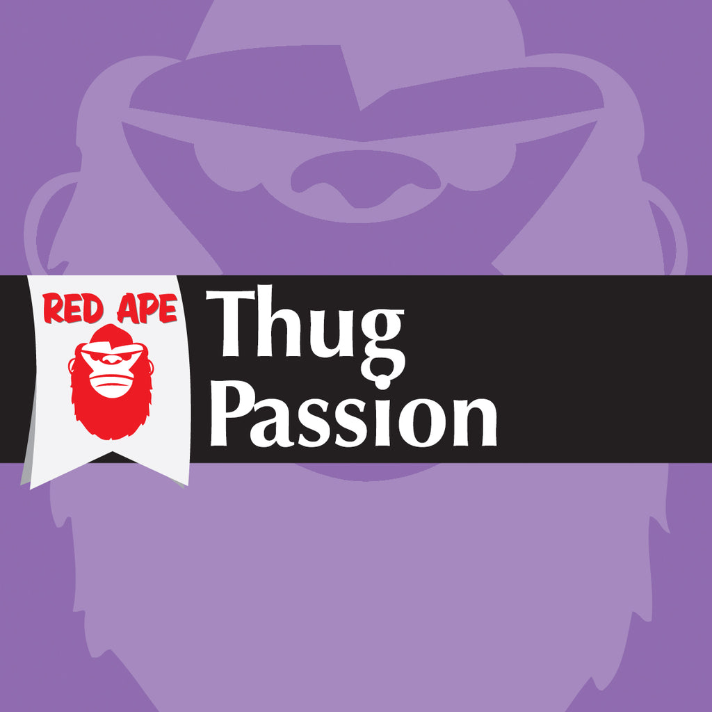 Red Ape Vapes - Thug Passion