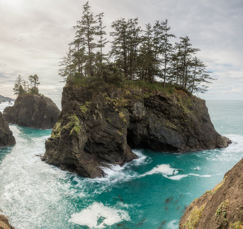 Six Days on the Oregon Coast