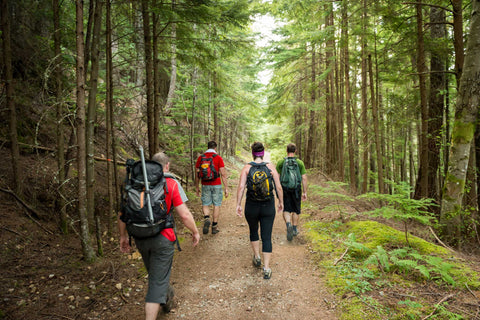 hiking, ucanoutdoor, mental health