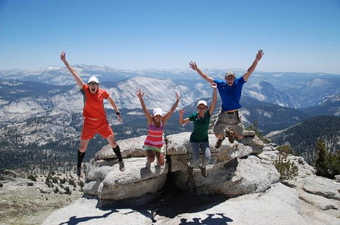 hiking, ucanoutdoor, yosemite national park