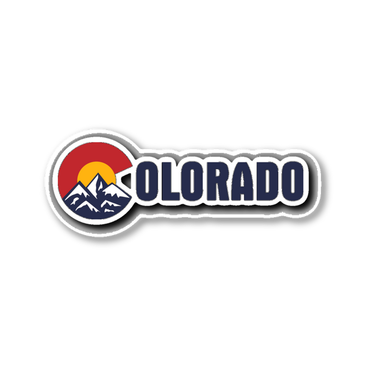 Colorado Sticker - UCAN Outdoor Co.
