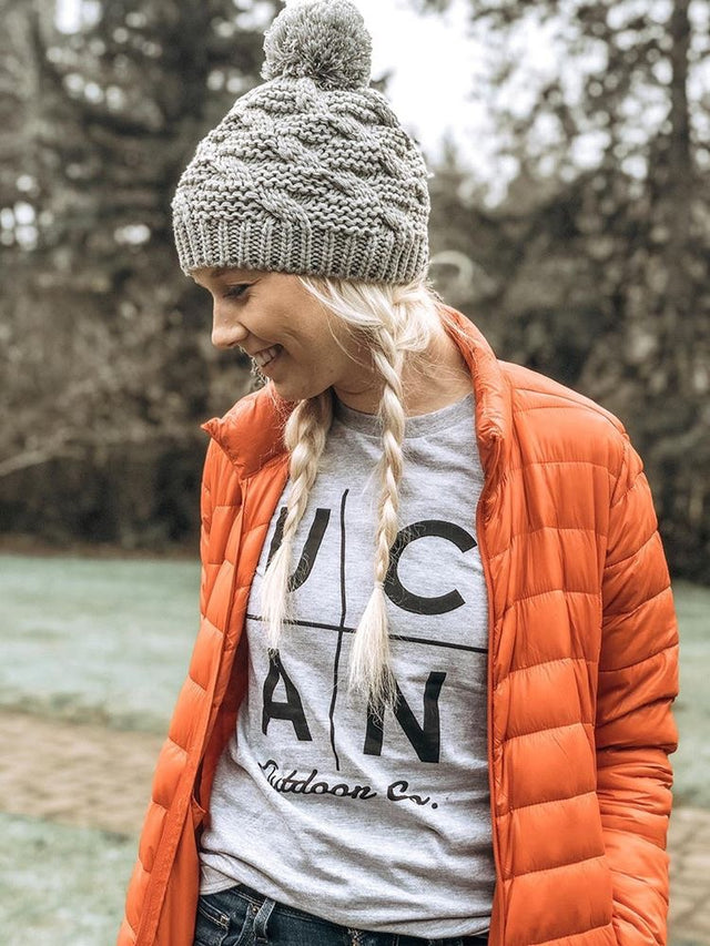 Original UCAN Logo Women's Tee - UCAN Outdoor Co.