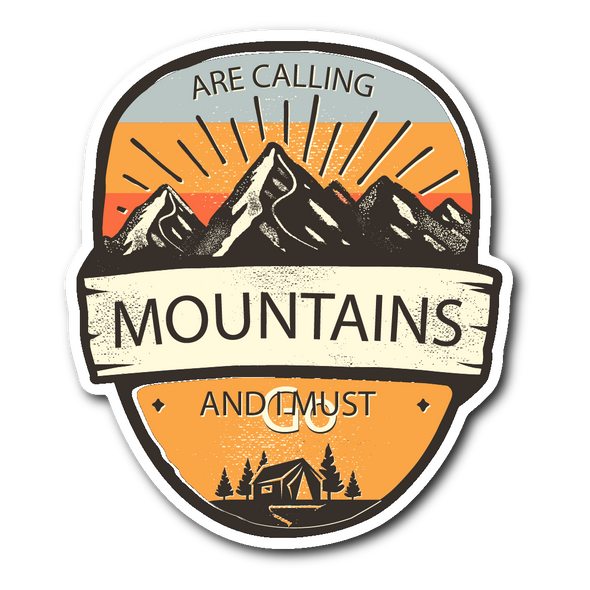 The Mountains are Calling - UCAN Outdoor Co.