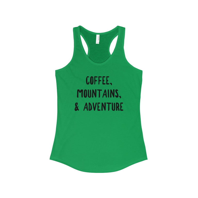 Coffee, Mountains, & Adventure Tank - UCAN Outdoor Co.