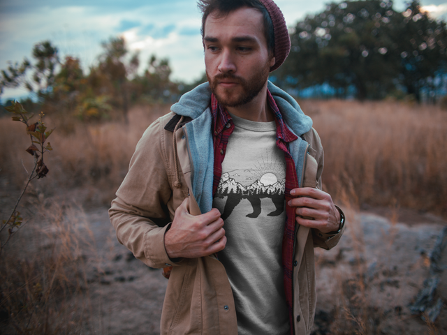 Bear Essentials Tee - UCAN Outdoor Co.