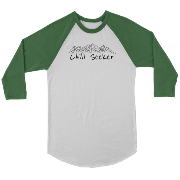 Chill Seeker Unisex TeeUCAN Outdoor Co.