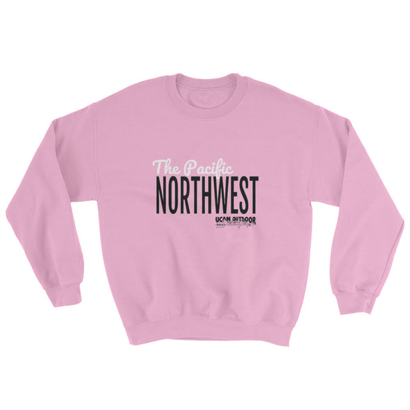 The Pacific Northwest Sweatshirt - UCAN Outdoor Co.