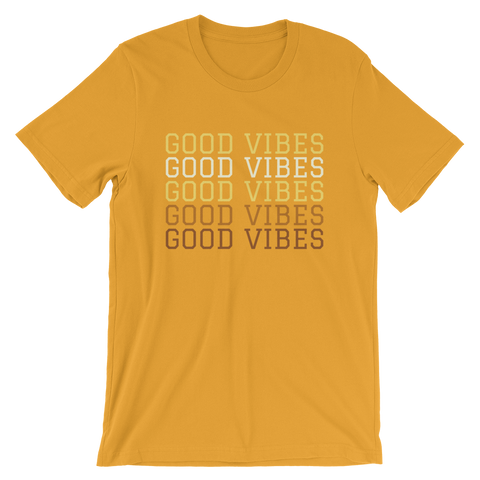 Nothing But Good Vibes Women's Tee - UCAN Outdoor Co.