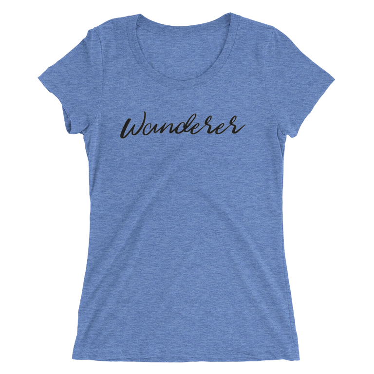 Wanderer Women's Tee - UCAN Outdoor Co.