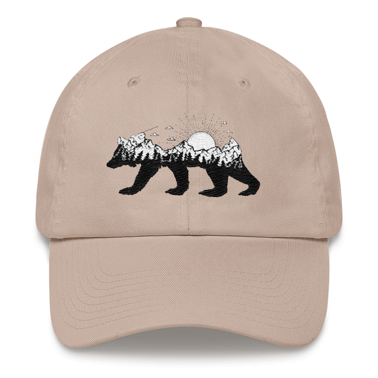 Bear Mountain Dad Hat - UCAN Outdoor Co.