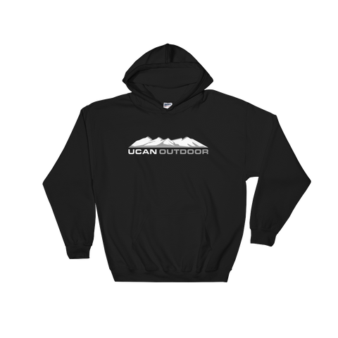 UCAN Outdoor Logo Hoodie - UCAN Outdoor Co.