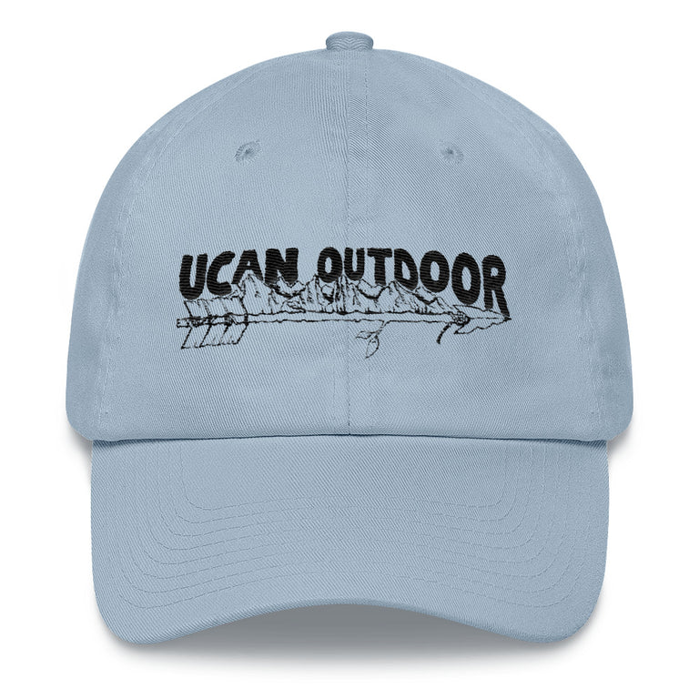 UCAN Outdoor Reverse Arrow Dad Hat - UCAN Outdoor Co.