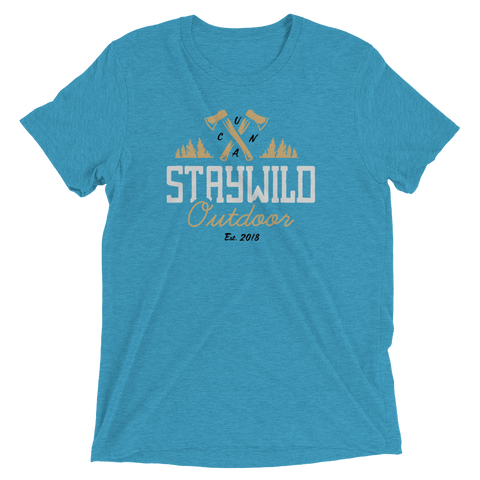 Stay Wild Unisex Tee - UCAN Outdoor Co.